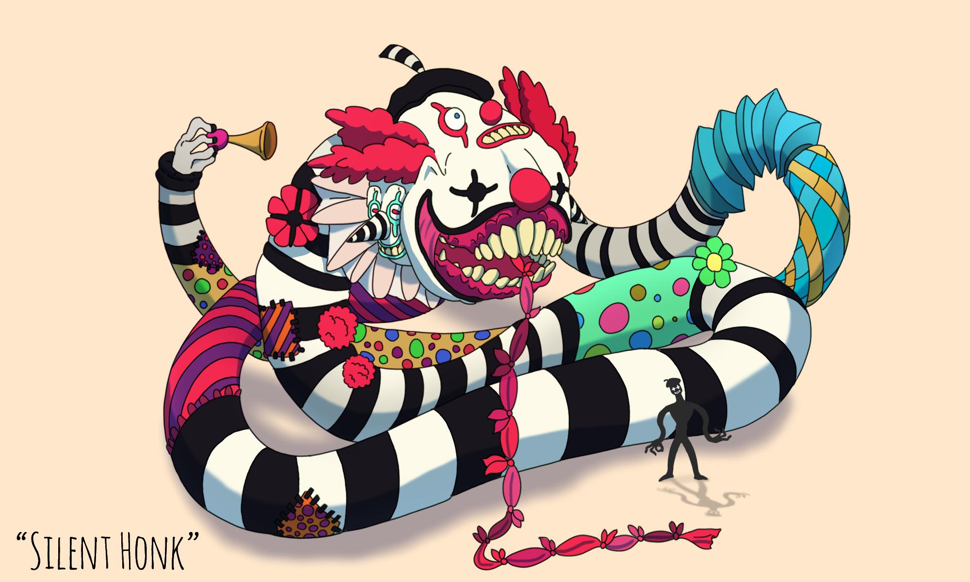 Clown Snake