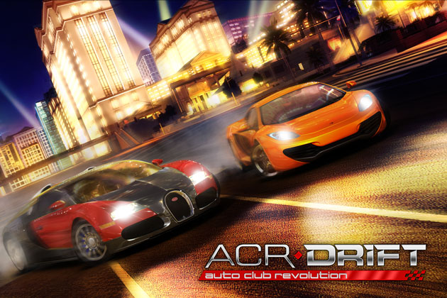 ACR Drift