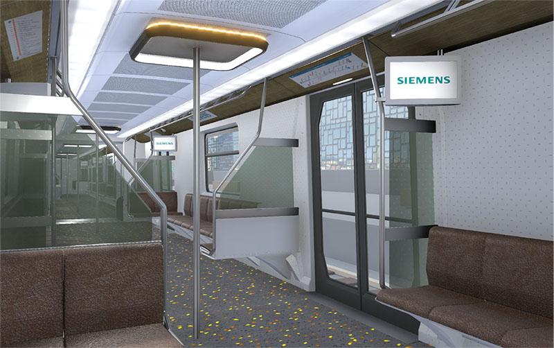 Siemens Inspiro Metro Configurator