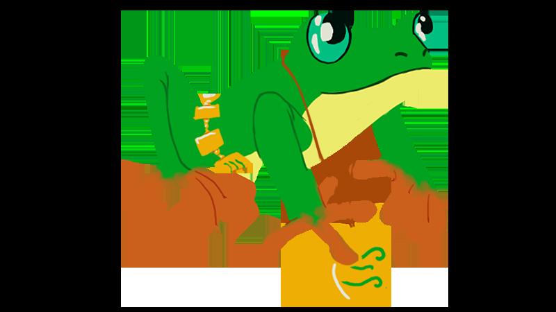Frog's Princess