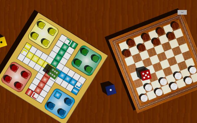 Wargamer Table