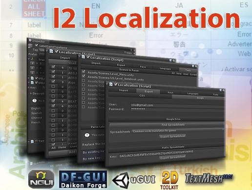 I2 Localization