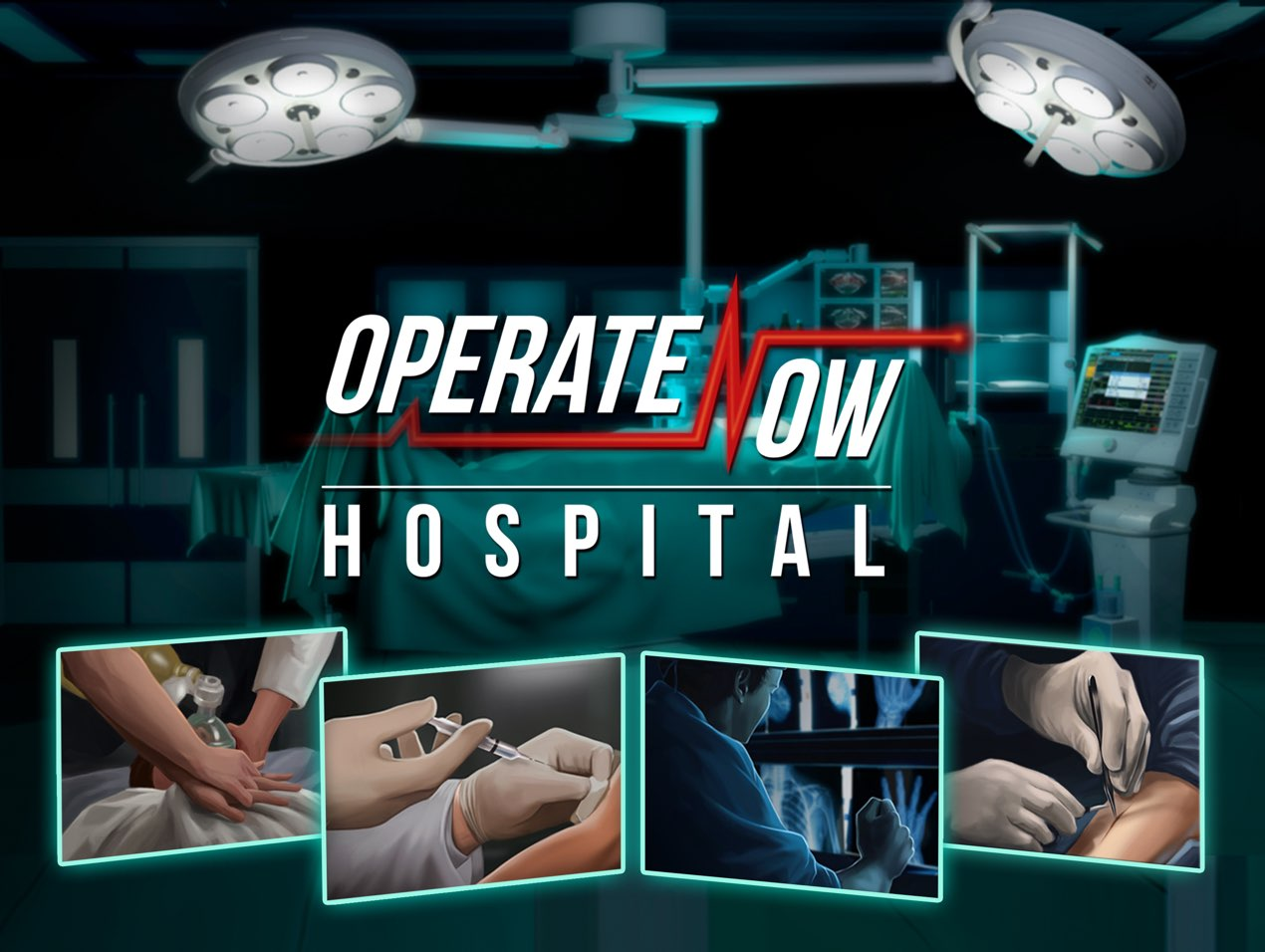 Operate Now: Hospital!