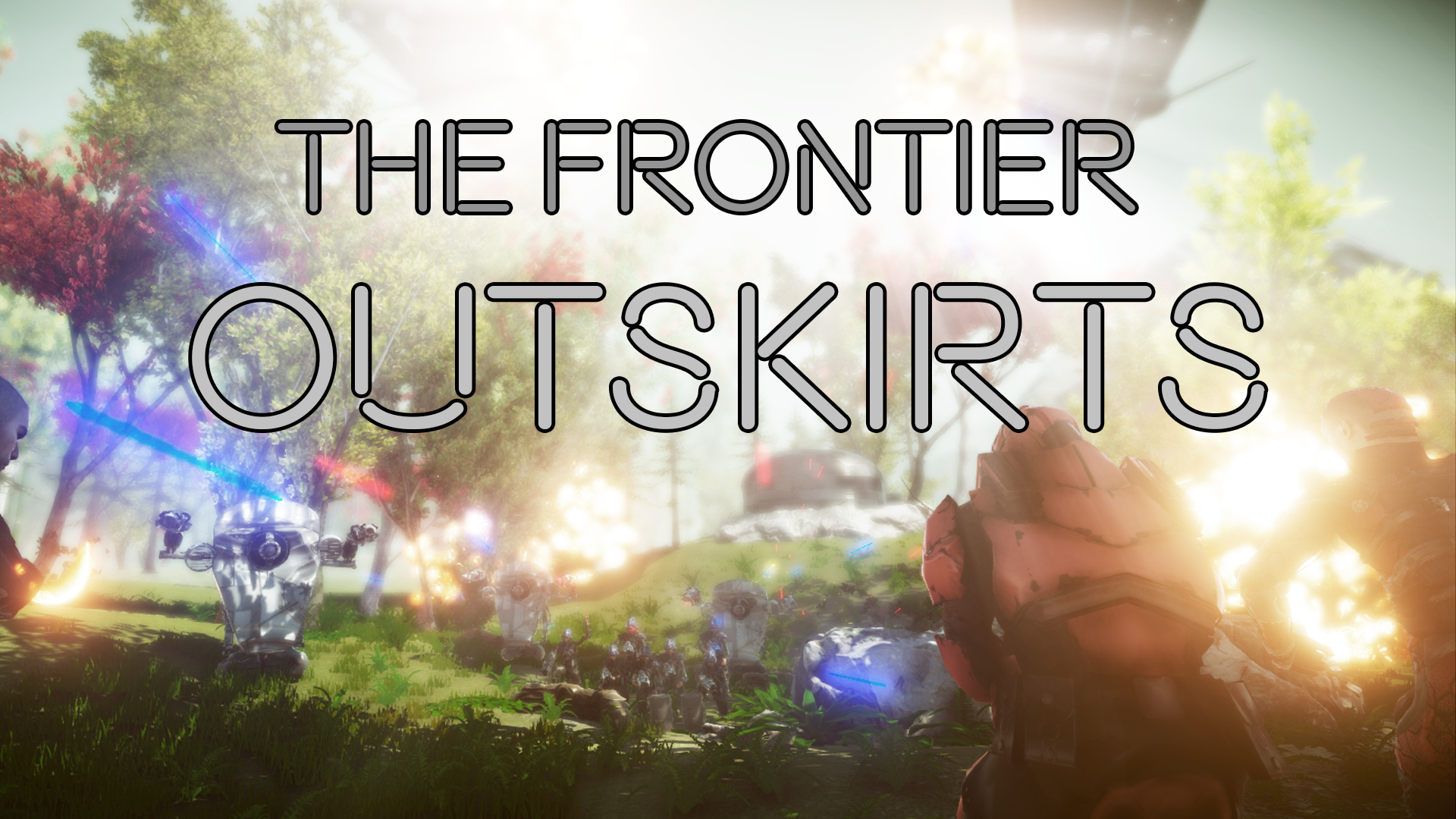 The Frontier Outskirts VR