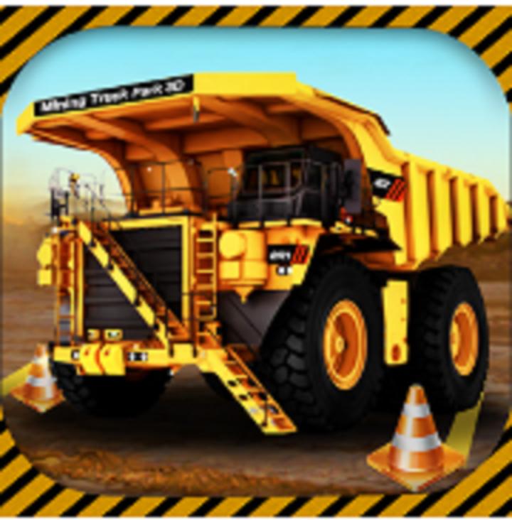 Mining Truck Parking