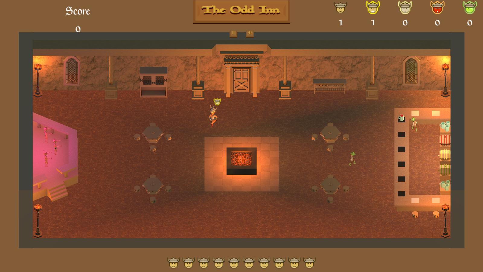 The Odd Inn