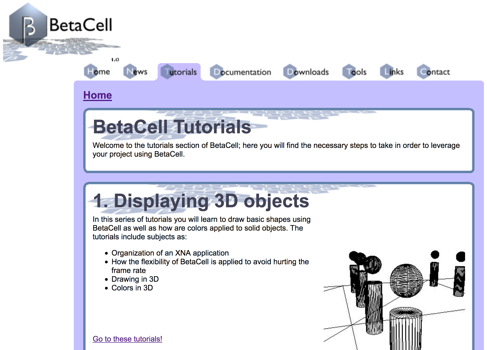 Betacell Toolkit
