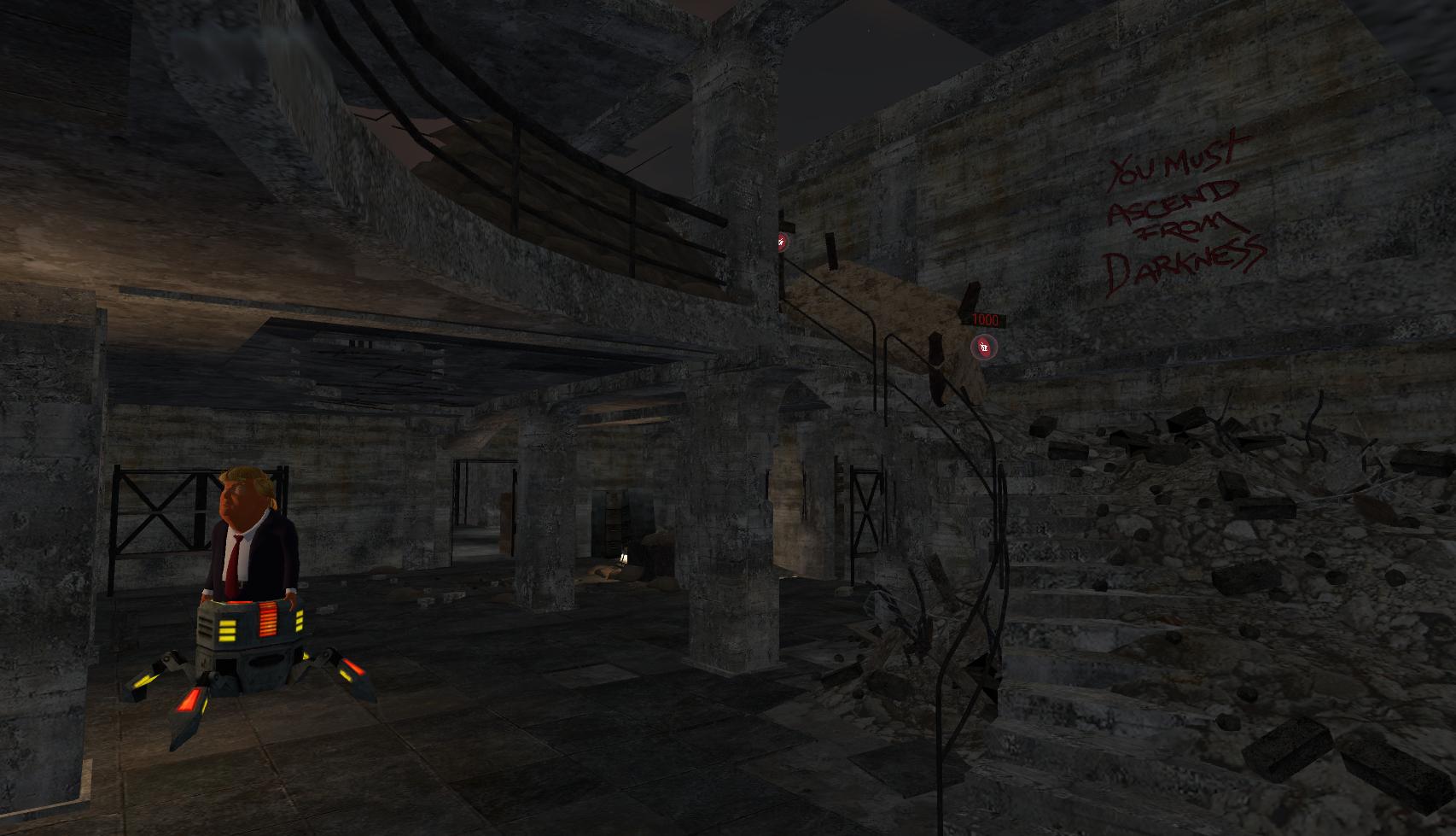 VR Nazi Zombies - Nacht Der Untoten Port