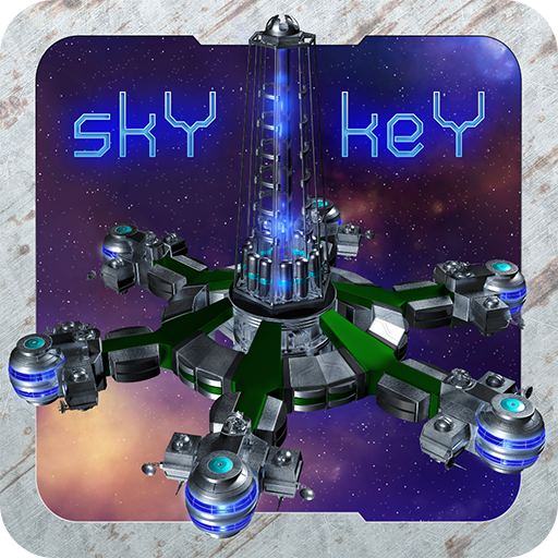 space shooter for mobiles - skYkeY