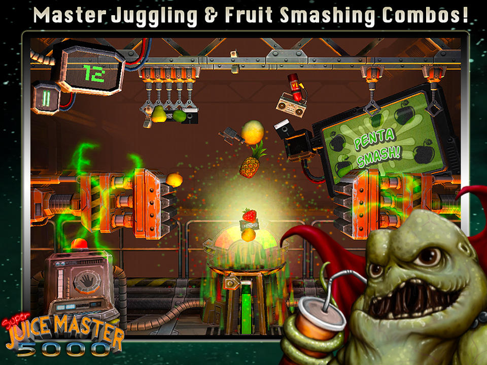 Super Juice Master 5000