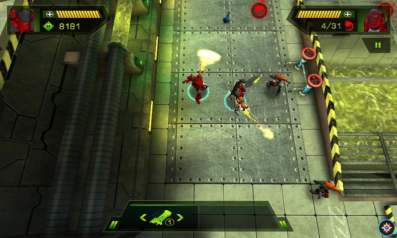 Lego Hero Factory Brain Attack Unity Connect
