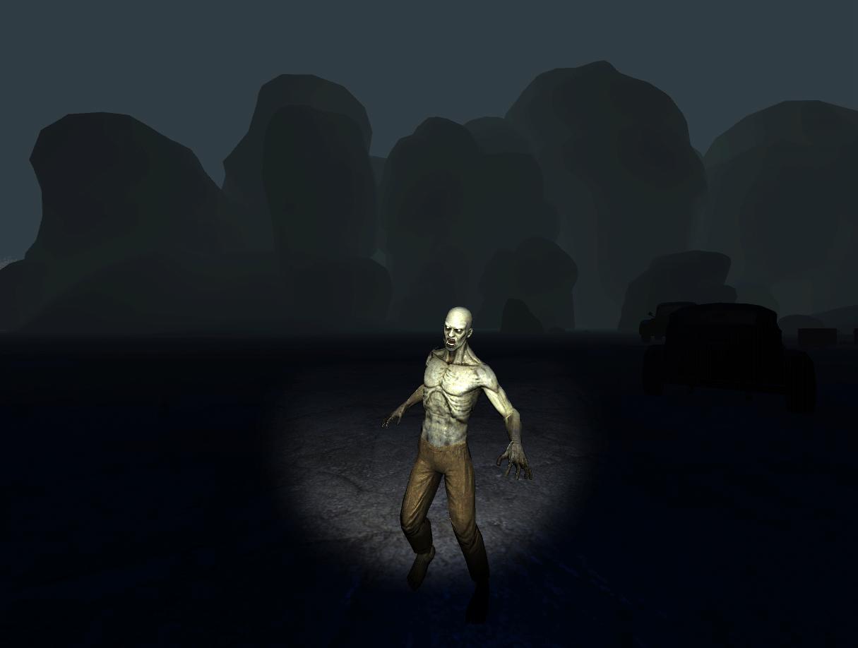 Haunted Pixel