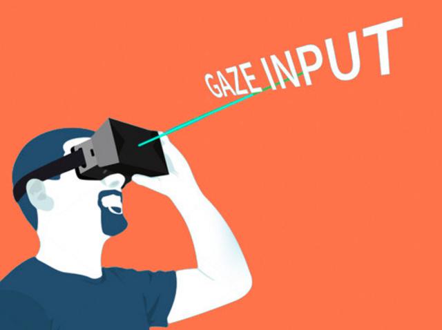 Gaze for Unity UI