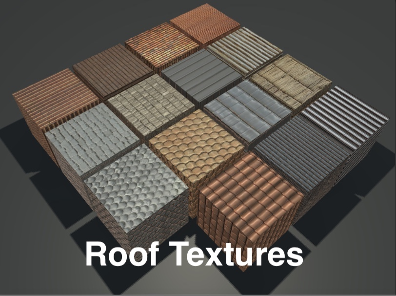 Roof Textures 1