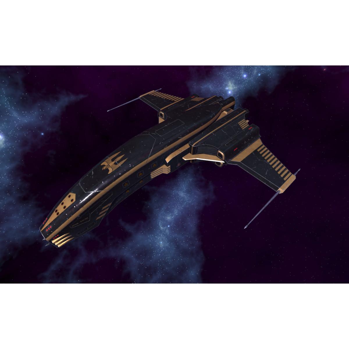 "SpaceShip ""Dagger"", Type 1"