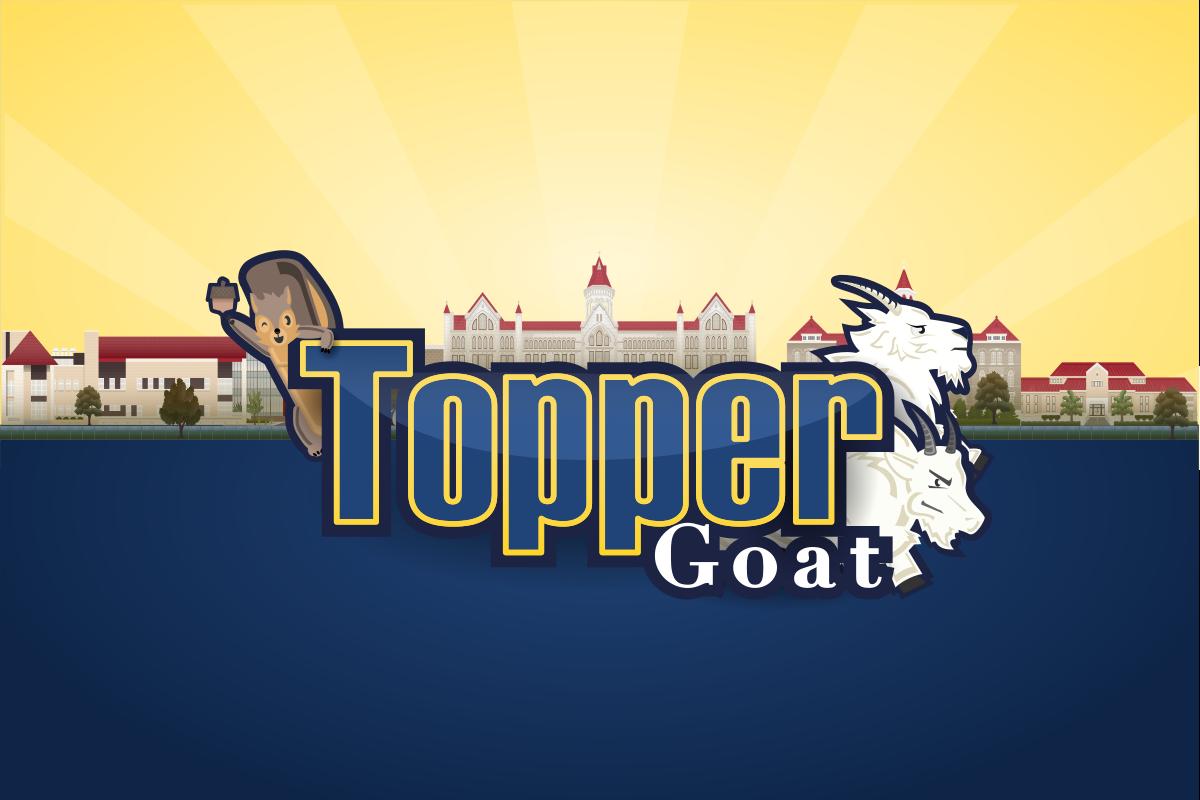 Topper Goat