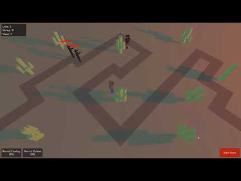 Deathtern - Startit Game Jame 2017