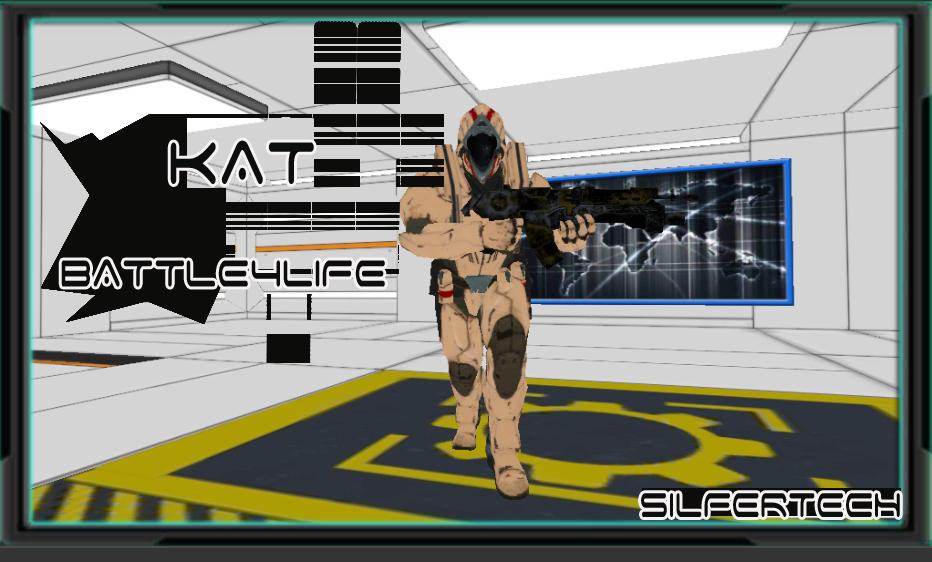 K.A.T. - BATTLE4LIFE