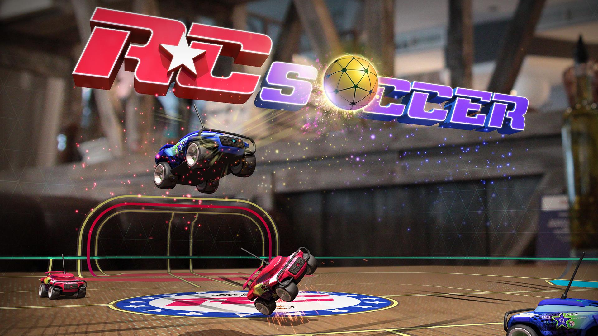 RC Soccer AR