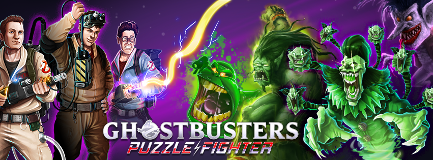 Ghostbusters Puzzle Fighter (Beeline Interactive)