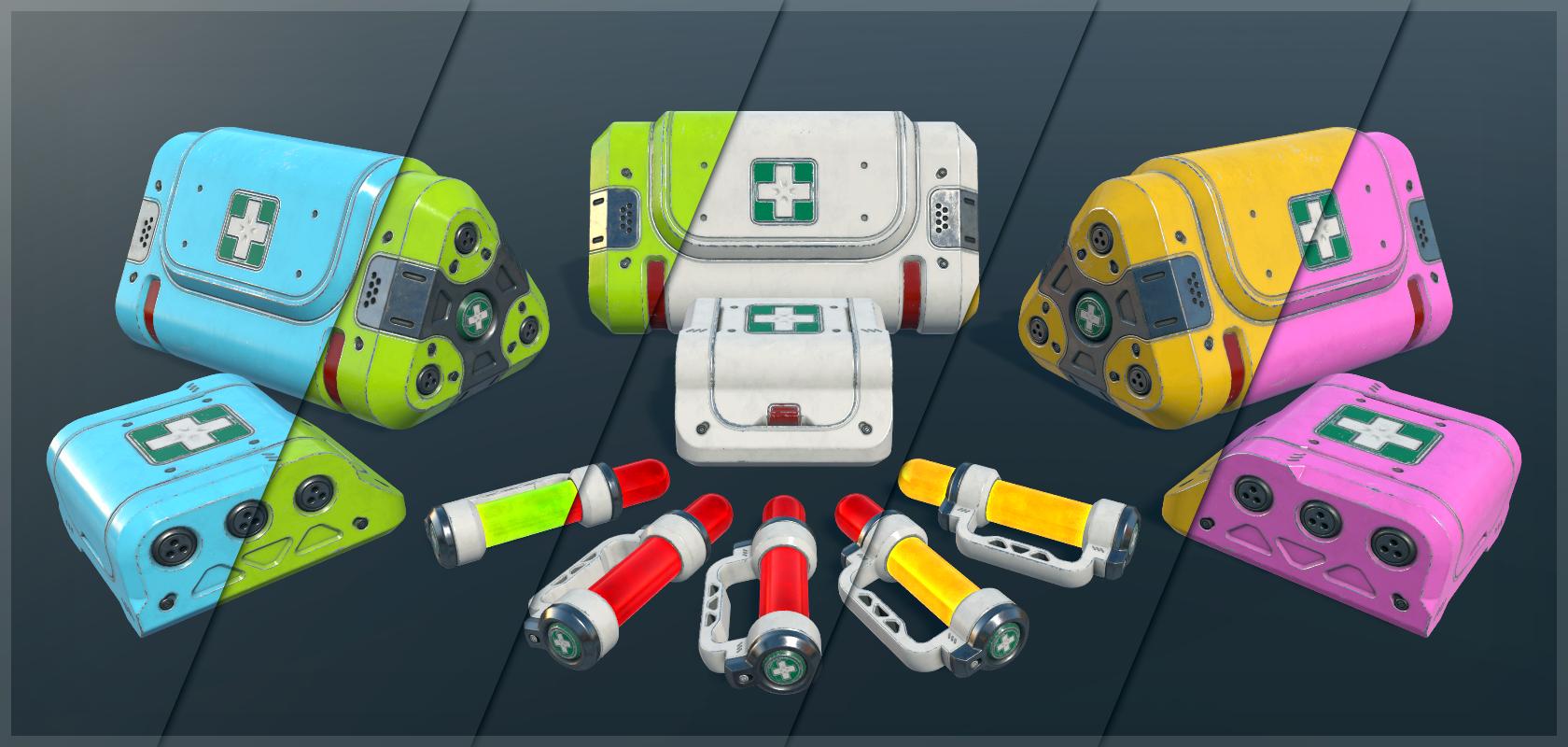 Health Packs