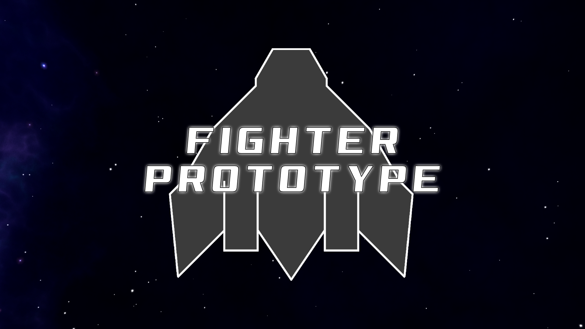 Space Fighter Simulation