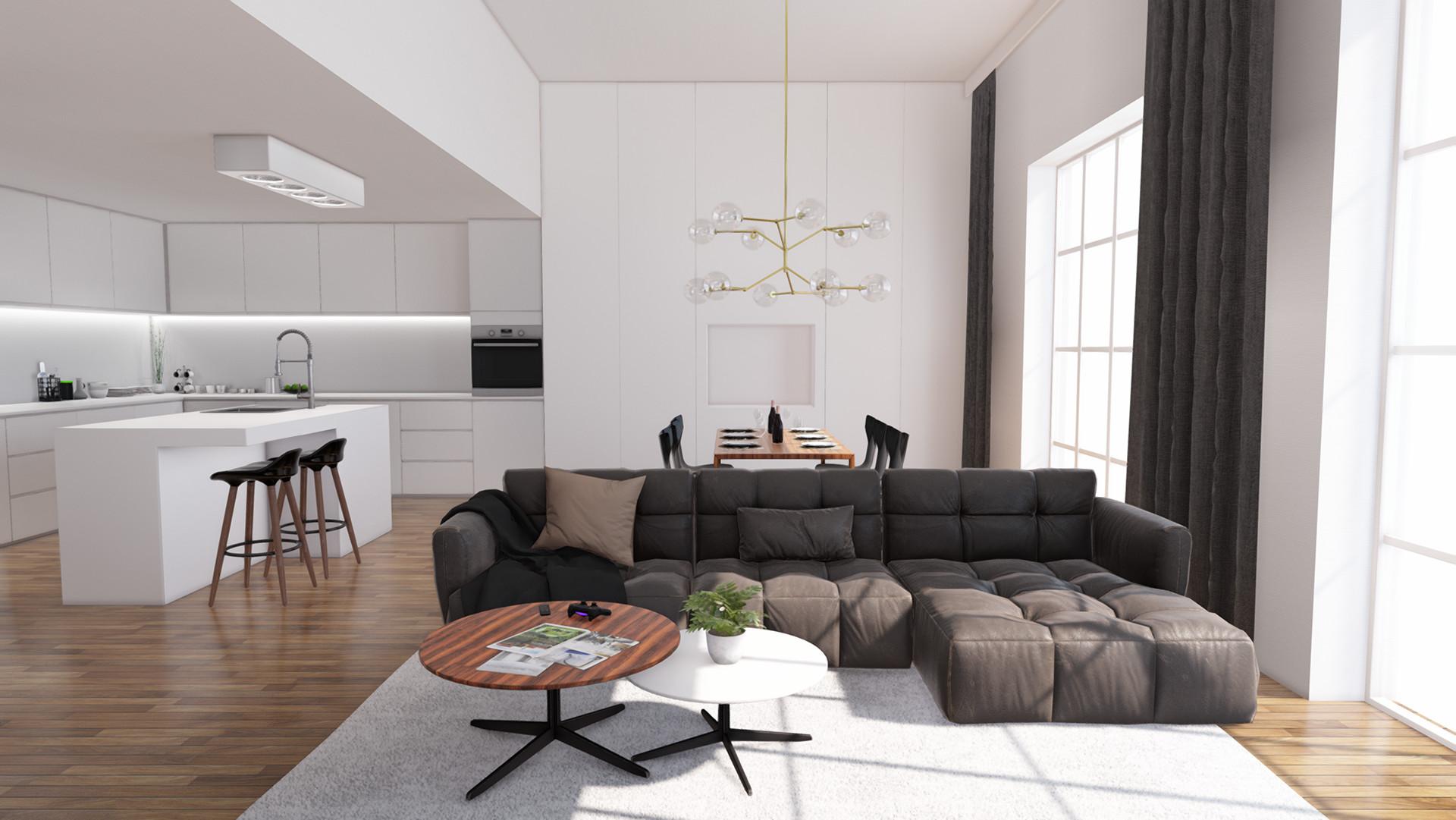 PBR Modern Room