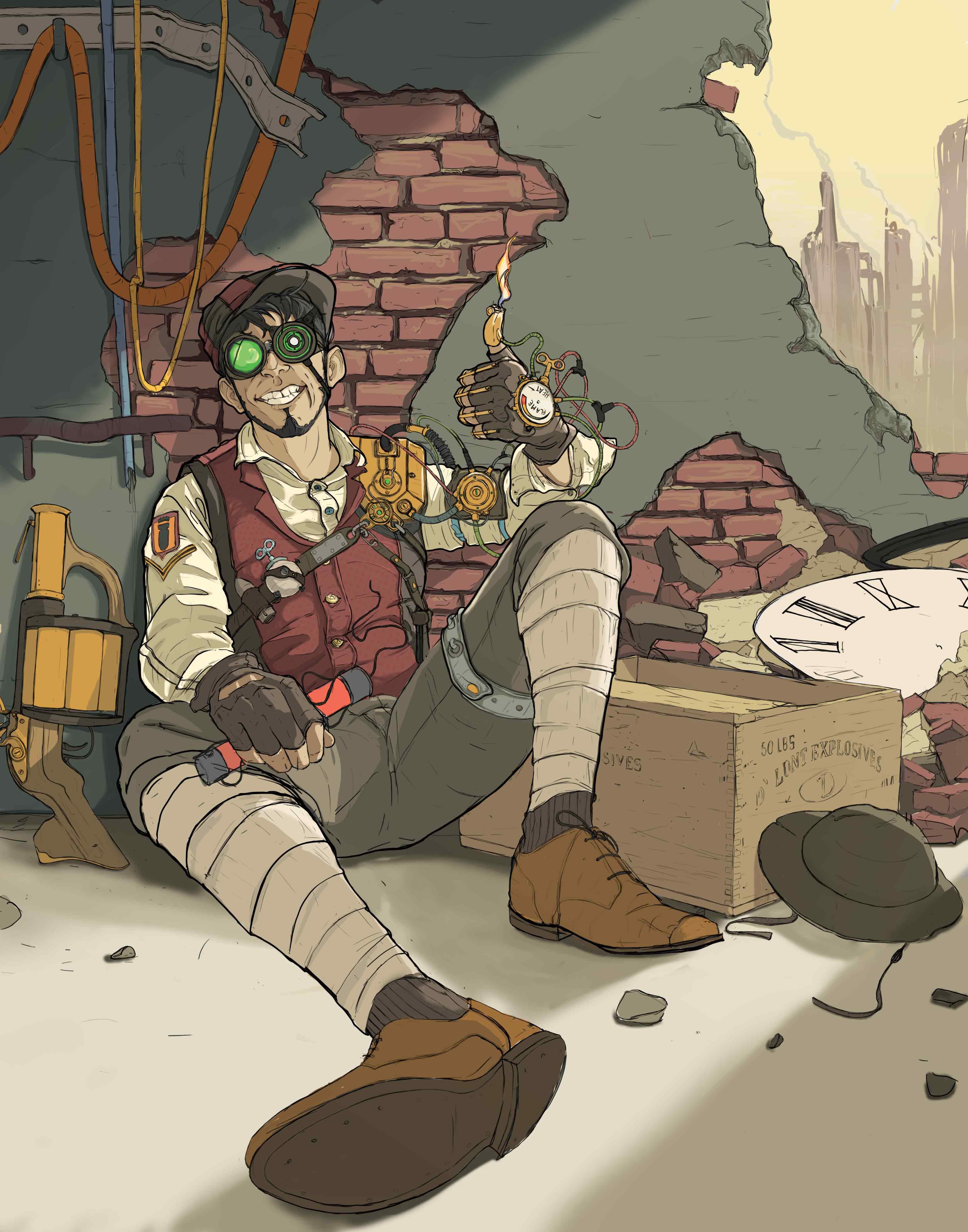 Demolitionist