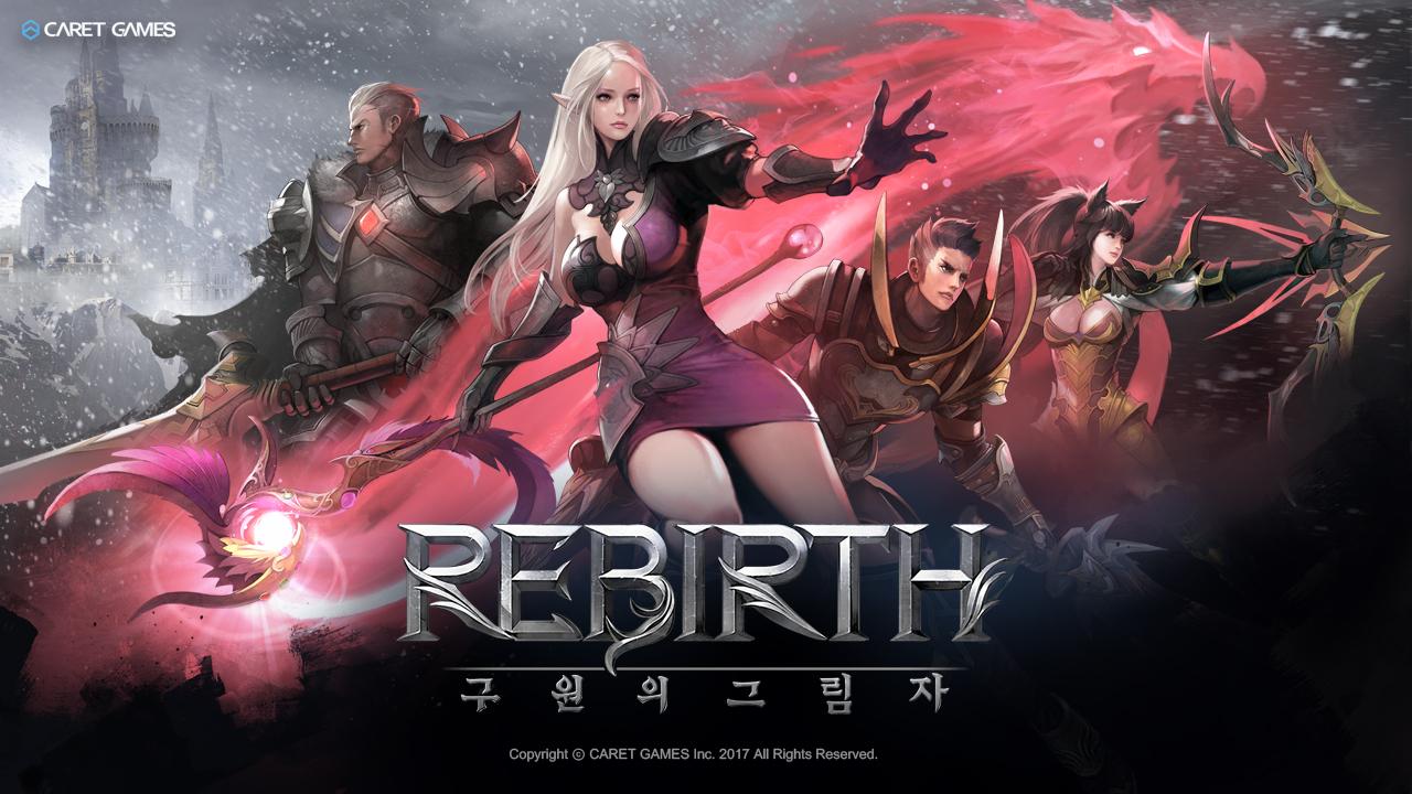 [MWU Korea '18] Rebirth : 구원의 그림자 / 캐럿게임즈