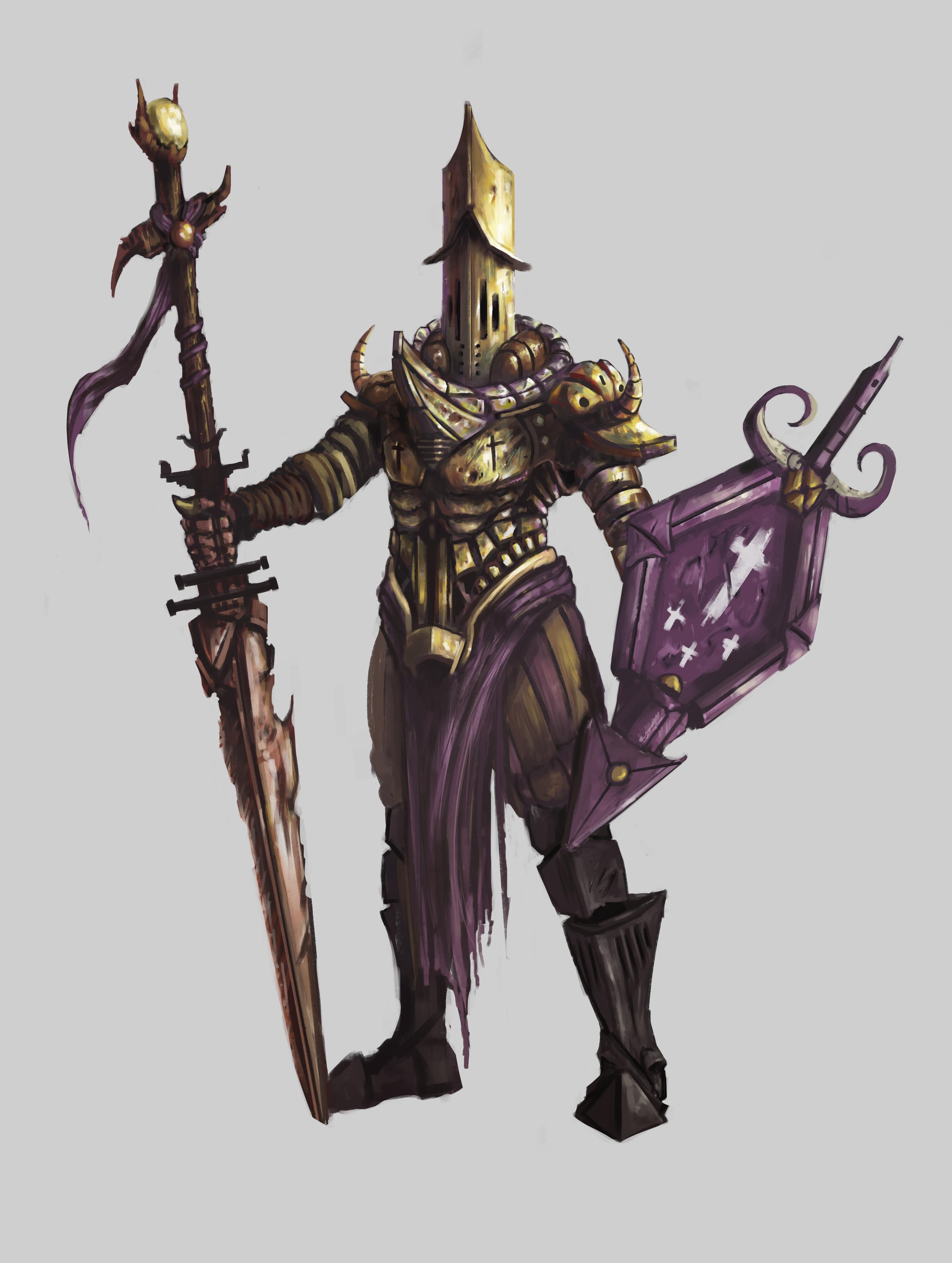 Fantasy Character Designs