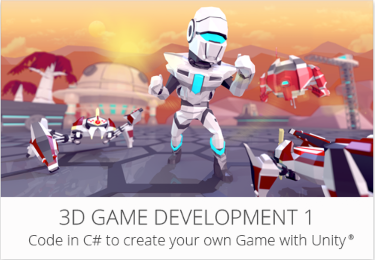 3D Game Development 1