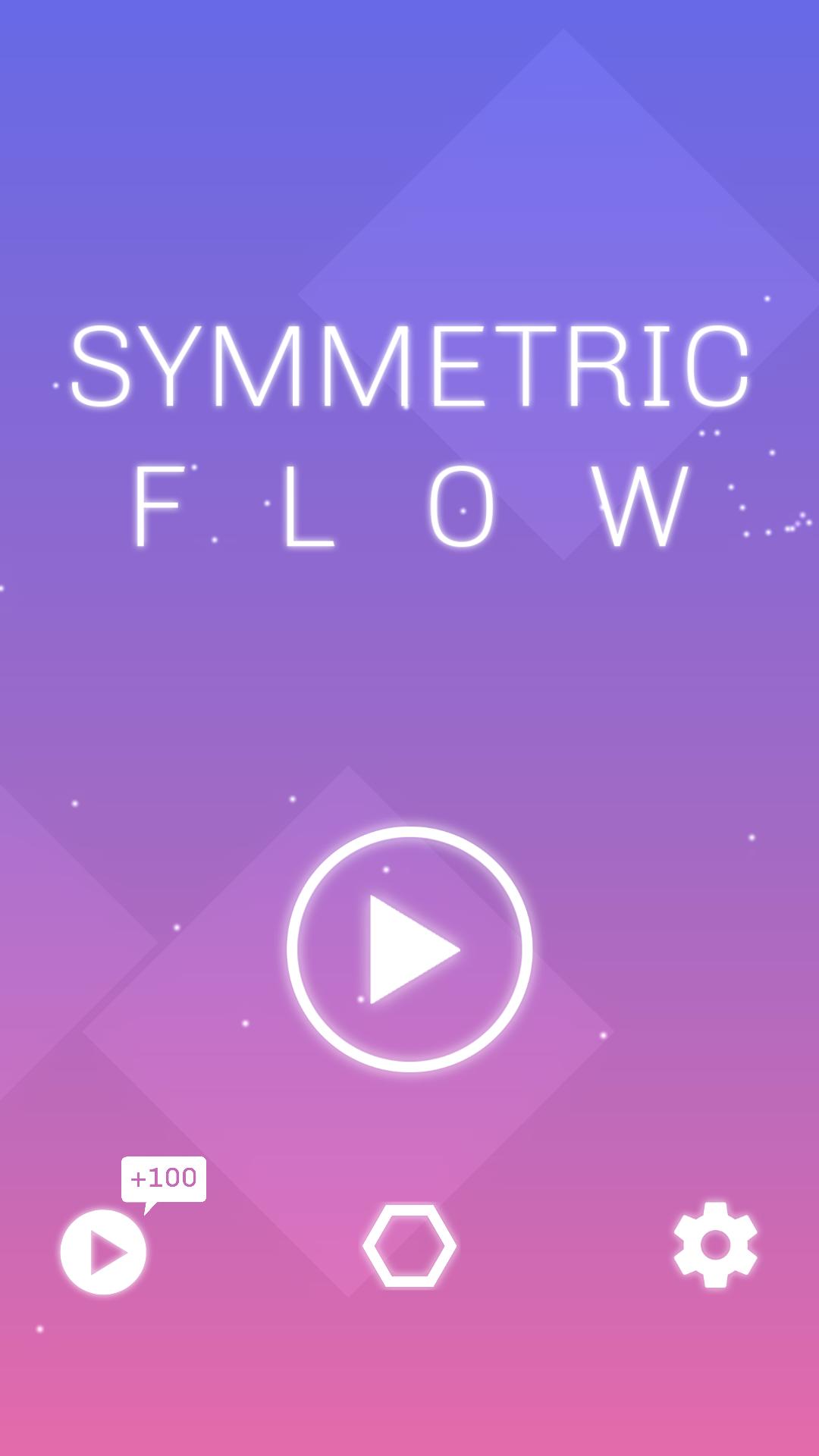 Symmetric Flow