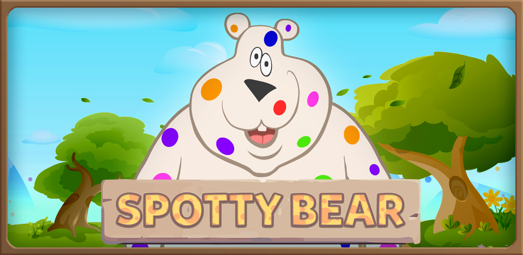 Spotty Bear - A Spot of Bother