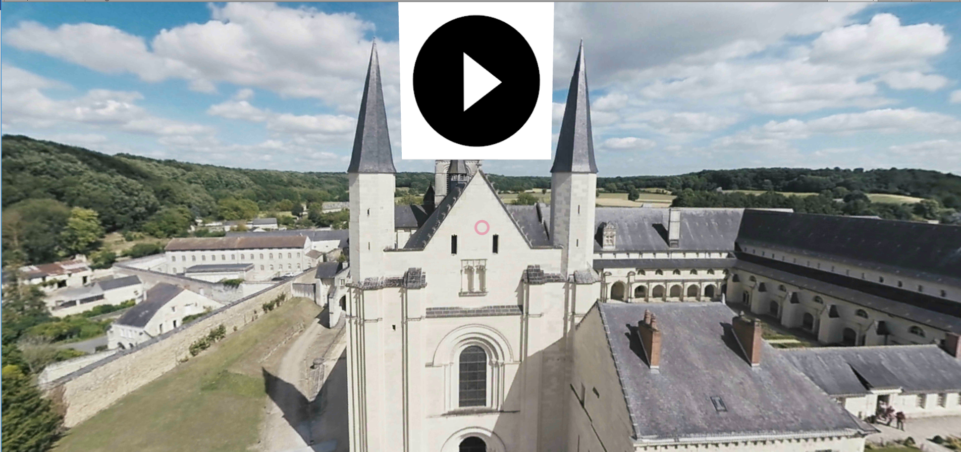 Abbaye de Fontevraud 360
