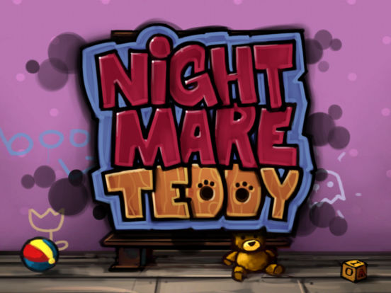 Nightmare Teddy