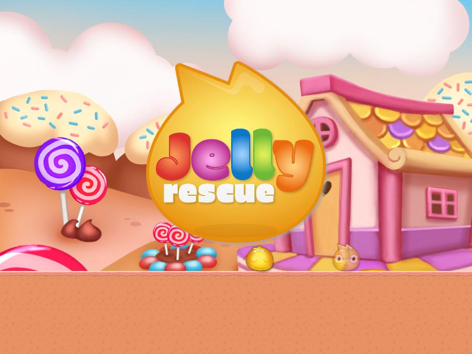 Jelly Rescue Saga