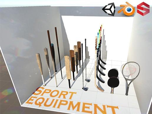 Sport equipment Package