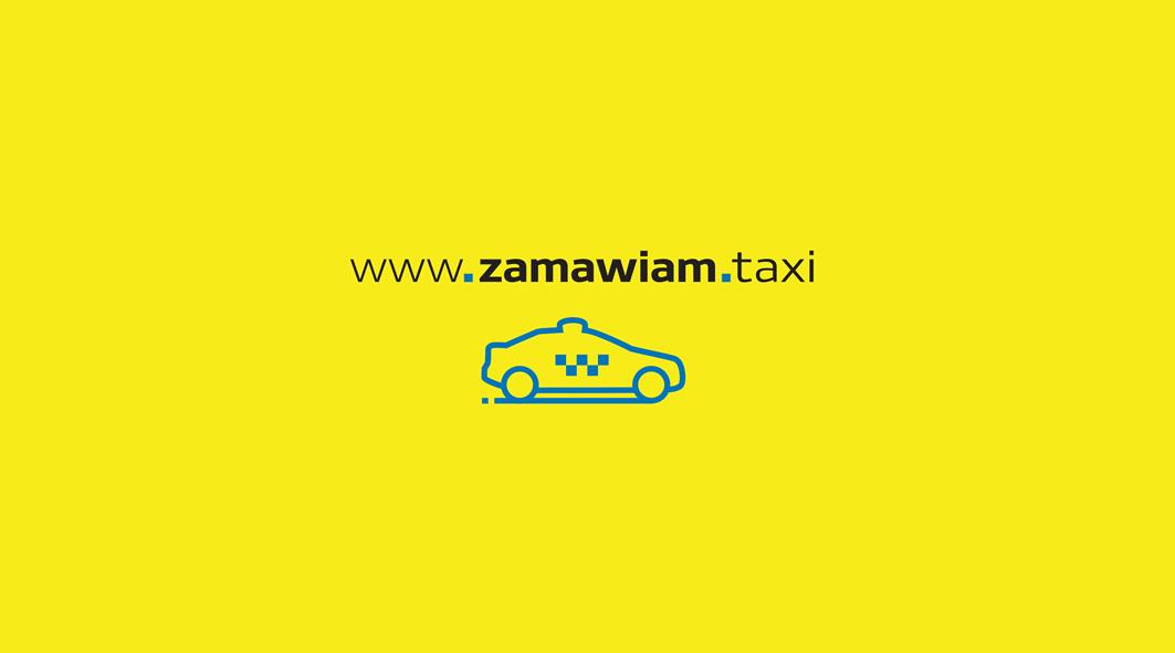 Zamawiam.taxi identity, UI