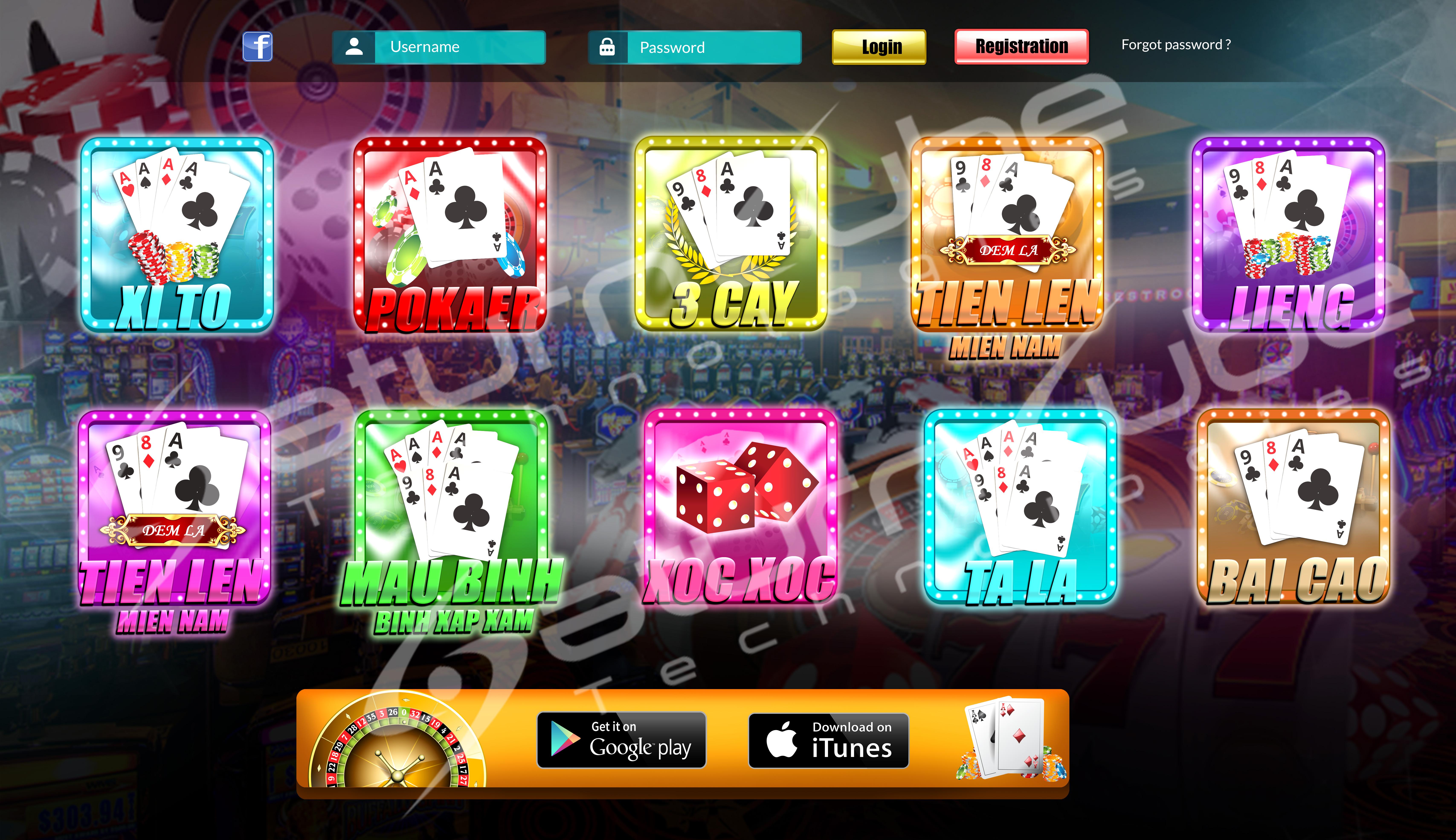 Casino Project