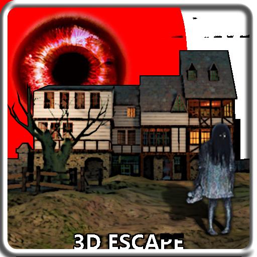 Horror escape: 3D Detective