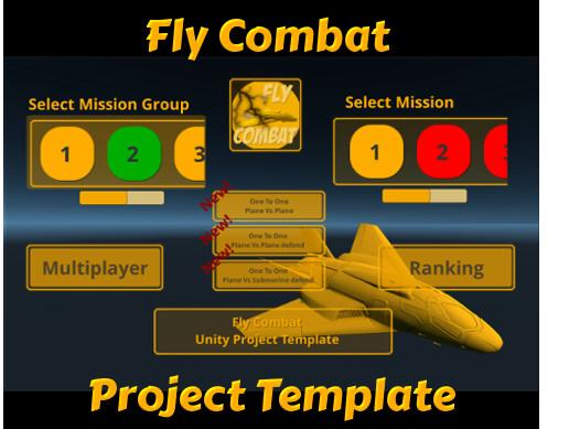 Fly Combat Multiplayer