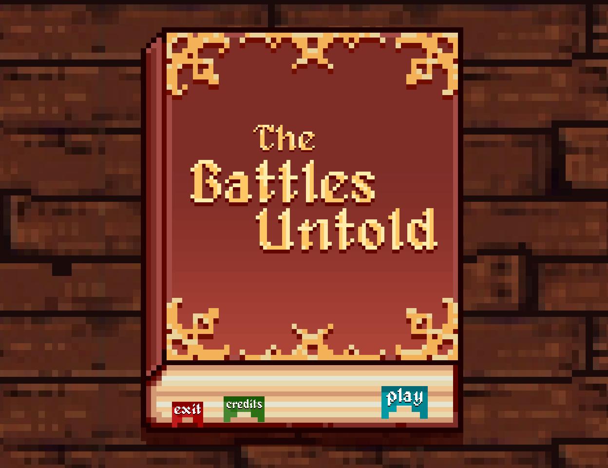 The Battles Untold