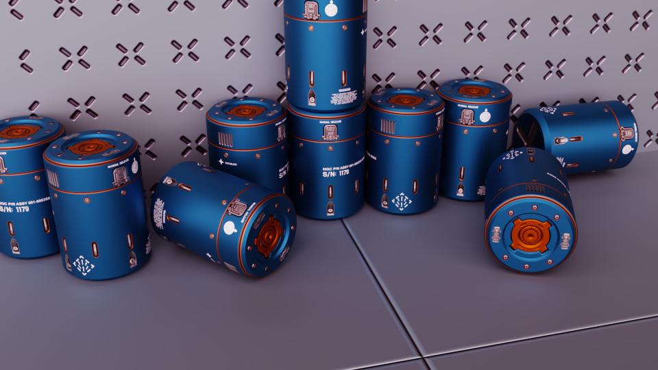 Liquid cans