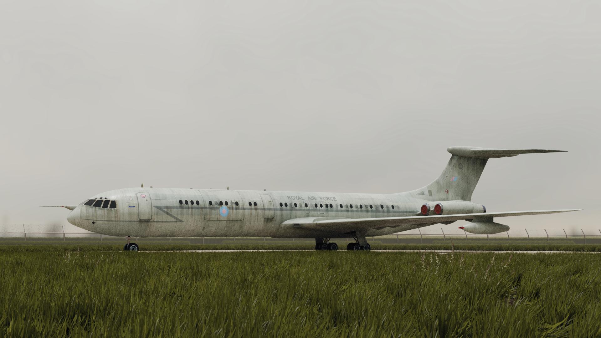 RAF Vickers VC-10
