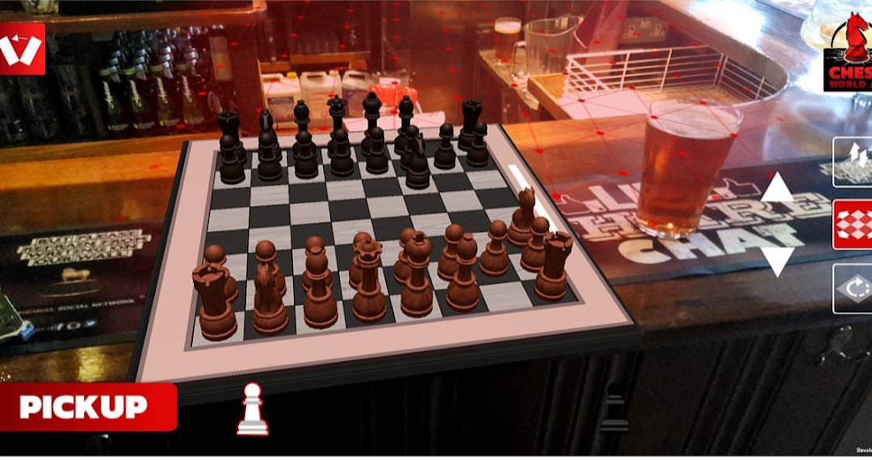 Chess World AR