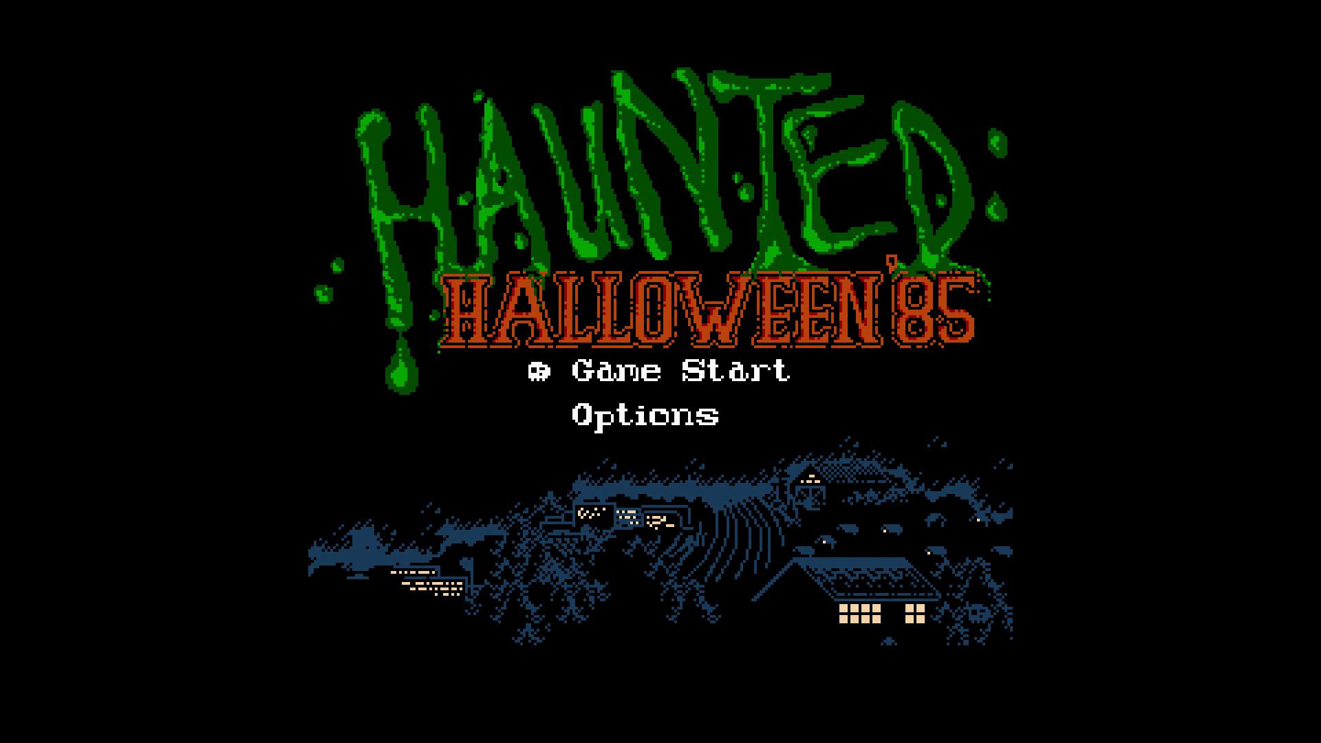 HAUNTED: Halloween '85