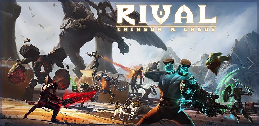 Rival - Crimson X Chaos
