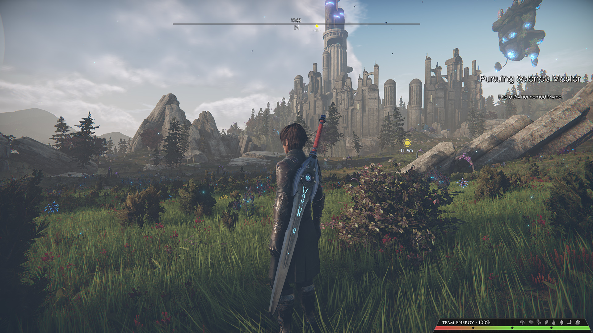 New screenshots coming from Edge Of Eternity beta