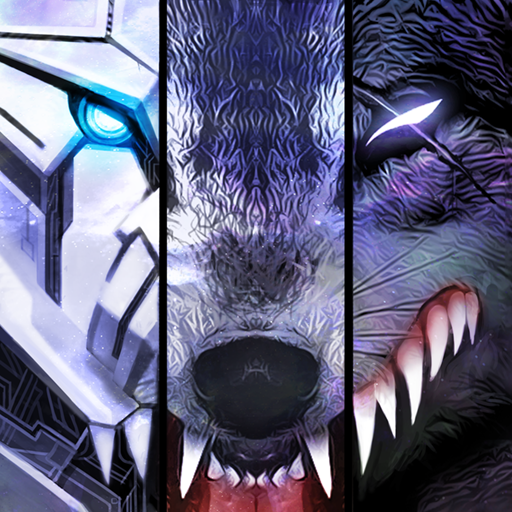 Fantasy Animal Action Game, X-WOLF Released