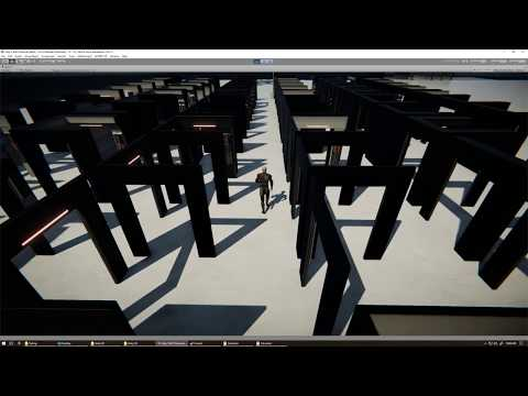 3D Sci-Fi Modular Level Building Kit